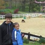 Richard & Jaden-May 2012